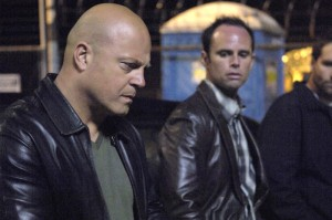 I don't talk about acting a whole lot, but everyone on the show is fantastic, especially Chiklis