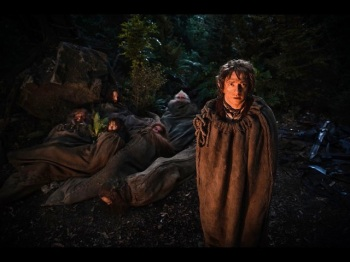 Hobbits are famed for their catlike stealth, noble hearts, and skill in the potato sack race
