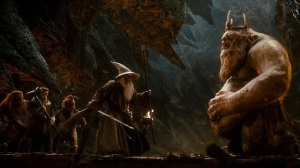 You shall not pass...your physical exam. Seriously, maybe don't eat the skin on your fried dwarf