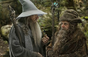 Gandalf remembers why it is he and Radagast don't hangout more often