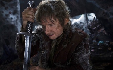 Don't be sad Bilbo. I say these things because I love!