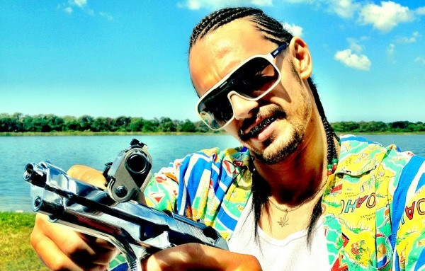 James Franco in Spring Breakers